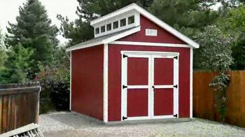 Tuff Shed TV Spot, 'Build With Us' - Thumbnail 8