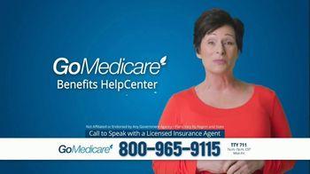 GoMedicare Benefits HelpCenter TV Spot, 'Find More Benefits'