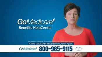 GoMedicare Benefits HelpCenter TV Spot, 'Find More Benefits' - Thumbnail 3