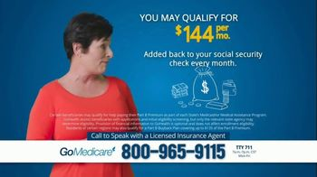 GoMedicare Benefits HelpCenter TV Spot, 'Find More Benefits' - Thumbnail 6