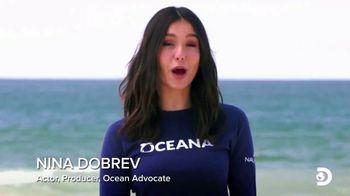 Oceana TV Spot, 'Shark Week: Need Our Help' Featuring Nina Dobrev - Thumbnail 6