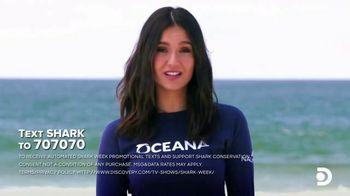 Oceana TV Spot, 'Shark Week: Need Our Help' Featuring Nina Dobrev