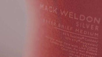 Mack Weldon TV Spot, 'Reinventing Men's Basics: Underwear' - Thumbnail 3