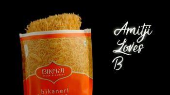 Bikaji TV Spot, 'Amitji Loves Bikaji- Sharing Is Caring?' Featuring Amitabh Bachchan - Thumbnail 10