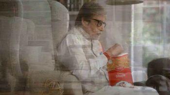 Bikaji TV Spot, 'Amitji Loves Bikaji- Sharing Is Caring?' Featuring Amitabh Bachchan - Thumbnail 6
