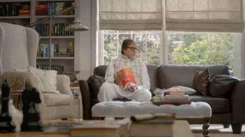 Bikaji TV Spot, 'Amitji Loves Bikaji- Sharing Is Caring?' Featuring Amitabh Bachchan - Thumbnail 9