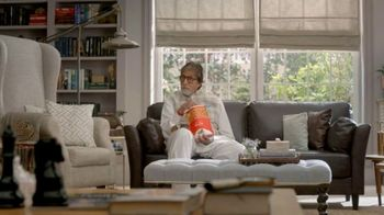 Bikaji TV Spot, \'Amitji Loves Bikaji- Sharing Is Caring?\' Featuring Amitabh Bachchan