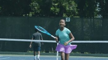 USTA Foundation TV Spot, 'Get Out and Play: Weeks'
