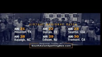 South Asian Spelling Bee TV Spot, 'SASB Parents Challenge' - Thumbnail 5