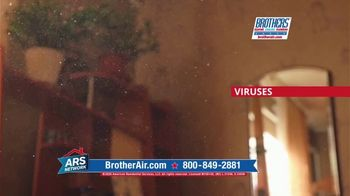 ARS Rescue Rooter TV Spot, 'Attacking Harmful Contaminates: $50 Off Indoor Air Quality Products'