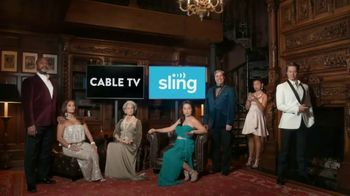 Sling TV Spot, 'Super Rich Choices'