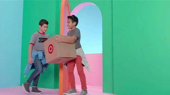 Target TV Spot, 'Listos para la escuela sin contacto. Check.' canción de Jarina de Marco [Spanish] - 131 commercial airings
