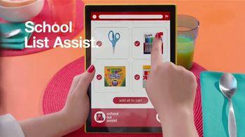 Target TV Spot, 'Listos para la escuela sin contacto. Check.' canción de Jarina de Marco [Spanish] - Thumbnail 3