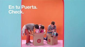 Target TV Spot, 'Listos para la escuela sin contacto. Check.' canción de Jarina de Marco [Spanish] - Thumbnail 7