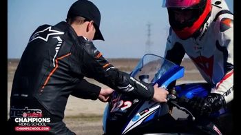 Yamaha Champions Riding School TV Spot, 'Ride Well to Live Well' - Thumbnail 1