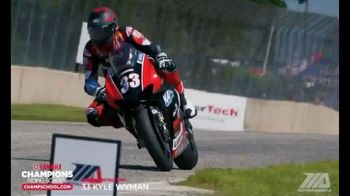 Yamaha Champions Riding School TV Spot, 'Ride Well to Live Well' - Thumbnail 3