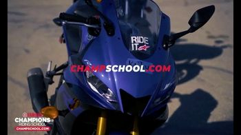 Yamaha Champions Riding School TV Spot, 'Ride Well to Live Well' - Thumbnail 5