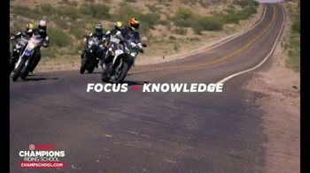 Yamaha Champions Riding School TV Spot, 'Ride Well to Live Well' - Thumbnail 7