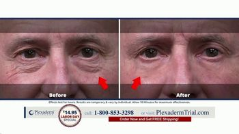 Plexaderm Skincare Labor Day Special TV Spot, 'Hottest Videos' - Thumbnail 2