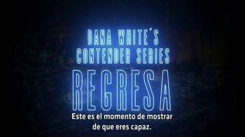ESPN+ TV Spot, 'Dana White's Contender Series' canción de ZAYDE WØLF [Spanish] - 11 commercial airings