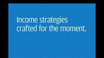 J. P. Morgan Asset Management TV Spot, 'Volatility: Income Strategies'
