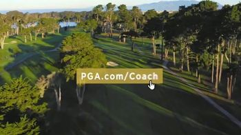 Professional Golf Association TV Spot, 'PGA Coach Journey' Song by Grace Mesa - Thumbnail 9