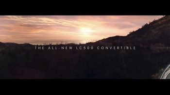 2021 Lexus LC 500 Convertible TV Spot, 'Keep the Light Alive' [T1] - Thumbnail 6