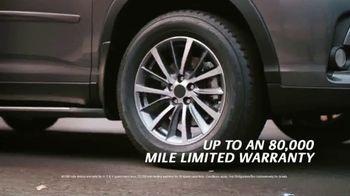 Bridgestone Dueler Tires TV Spot, 'Clutch Performance: Around the Earth' - Thumbnail 4