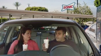 Sonic Drive-In Toasted S'mores Shake TV Spot, 'Toasted Flavor Theory' - Thumbnail 1