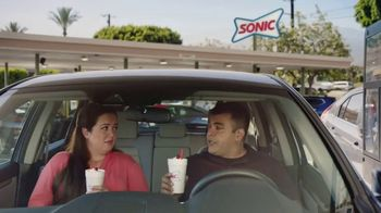 Sonic Drive-In Toasted S'mores Shake TV Spot, 'Toasted Flavor Theory' - Thumbnail 2