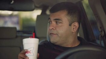 Sonic Drive-In Toasted S'mores Shake TV Spot, 'Toasted Flavor Theory' - Thumbnail 4