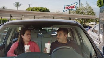 Sonic Drive-In Toasted S'mores Shake TV Spot, 'Toasted Flavor Theory'
