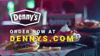 Denny's On Demand TV Spot, 'Get Denny's Delivered Today' - Thumbnail 8