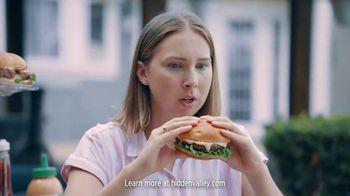 Hidden Valley Secret Sauces TV Spot, 'More Burgers' - Thumbnail 6