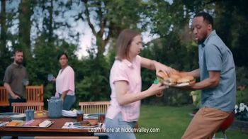 Hidden Valley Secret Sauces TV Spot, 'More Burgers' - Thumbnail 8