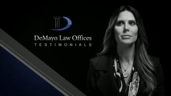 Law Offices of Michael A. DeMayo TV Spot, 'Amy' - Thumbnail 1
