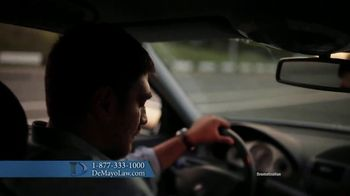 Law Offices of Michael A. DeMayo TV Spot, 'Amy' - Thumbnail 4