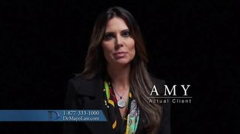Law Offices of Michael A. DeMayo TV Spot, 'Amy'
