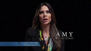 Law Offices of Michael A. DeMayo TV Spot, 'Amy' - Thumbnail 8