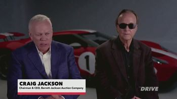 Barrett-Jackson TV Spot, 'Drive: The Real Deal'