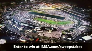 IMSA Ultimate Fan Experience Sweepstakes TV Spot, 'Trip for Two' - Thumbnail 4