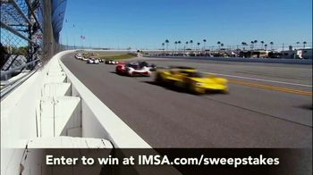 IMSA Ultimate Fan Experience Sweepstakes TV Spot, 'Trip for Two' - Thumbnail 8
