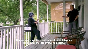 U.S. Census Bureau TV Spot, 'Census Takers' - Thumbnail 6