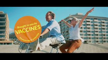 GlaxoSmithKline TV Spot, 'Vaccines: Moments Worth Protecting' - Thumbnail 10