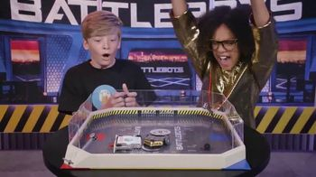 Hexbug BattleBots TV Spot, 'Rivals: Duck vs Rotator'