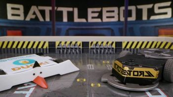 Hexbug BattleBots TV Spot, 'Rivals: Duck vs Rotator' - Thumbnail 4