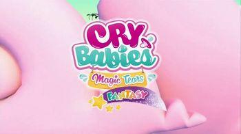 Cry Babies Magic Tears Fantasy TV Spot, 'Magically Opens' - Thumbnail 1