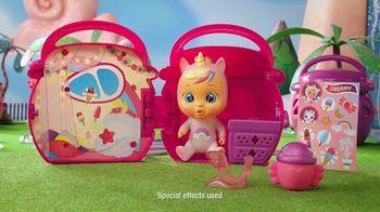 Cry Babies Magic Tears Fantasy TV Spot, 'Magically Opens' - Thumbnail 6