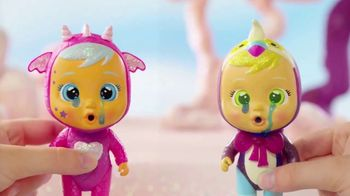 Cry Babies Magic Tears Fantasy TV Spot, 'Magically Opens' - Thumbnail 8