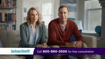 Jackson Hewitt Tax Debt Resolution TV Spot, 'Tax Debt Resolution'
